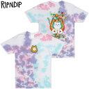 リップンディップ RIPNDIP CERBERUS TEE(COTTON CANDY WASH)リップンディップTシャツ RIPNDIPTシャツ リッピンディップTシャツ RIP N D…