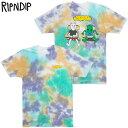 リップンディップ RIPNDIP BUTZ UP TEE(MULTI CLOUD WASH)リップンディップTシャツ RIPNDIPTシャツ リッピンディップTシャツ RIP N DIP…