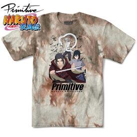 プリミティブ PRIMITIVE x NARUTO疾風伝 IZANAMI WASHED TEE(CAMO)プリミティブTシャツ PRIMITIVETシャツ プリミティブ半袖 PRIMITIVE半袖 ナルトコラボ
