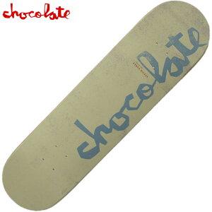 【ラスト1点】チョコレート CHOCOLATE ORIGINAL CHUNK 14 DECK(CREAM)チョコレートスケボー CHOCOLATEスケボー チョコレートデッキ CHOCOLATEデッキ チョコレートスケートボード CHOCOLATEスケートボード
