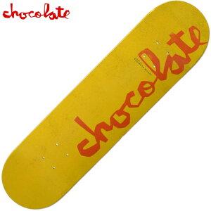 チョコレート CHOCOLATE ORIGINAL CHUNK 14 DECK(ゴールド GOLD)チョコレートスケボー CHOCOLATEスケボー チョコレートデッキ CHOCOLATEデッキ チョコレートスケートボード CHOCOLATEスケートボード