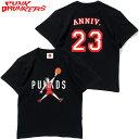 【予約受付】パンクドランカーズ PUNK DRUNKERS 23周年TEE(ブラック 黒 BLACK)パンクドランカーズTシャツ PUNK DRUNKERSTシャツ パンク…