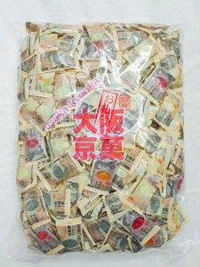 大阪京菓ZR大加製菓お札パロディキャンディ1kg×1袋