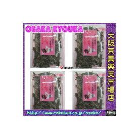 【メール便送料無料】大阪京菓ZR中野物産 43グラム おしゃぶり昆布梅 ×4袋 +税 【ma】