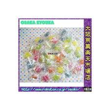 【メール便送料無料】大阪京菓ZRセンジャク250グラム【目安として約62個】