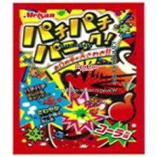 【メール便送料無料】大阪京菓ZR明産5Gパチパチパニックコーラ味×20個+税【駄Ima】