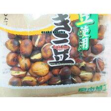 有機そら豆使用はじき豆(ハジキマメ)