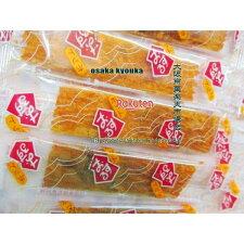 【メール便送料無料】大阪京菓ZR桐山食品150グラム【目安として約25個】ホットおする(スルメ)×1袋+税【ma】