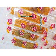 【メール便送料無料】大阪京菓ZR桐山食品200グラム【目安として約34個】ホットおする(スルメ)×1袋+税【ma】