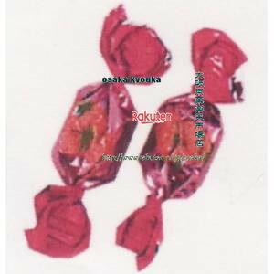 大阪京菓 ZRxピュアレ 2000グラム いちごチョコパフェ【チョコ】×1袋 +税 【x2fu】【送料無料(北海道・沖縄は別途送料)】