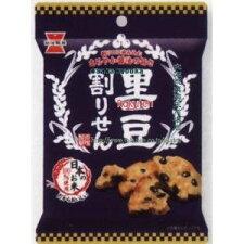 岩塚製菓45G黒豆割りせん醤油味(45G)×10個