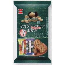 岩塚製菓7枚マカダミアナッツおかき(7枚)×12個