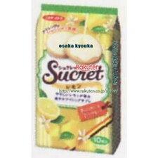 イトウ製菓10枚シュクレットレモン(10枚)×6個