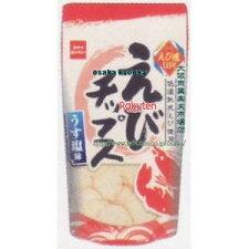 おやつカンパニー100Gえびチップスうすしお味大袋(100G)×10個