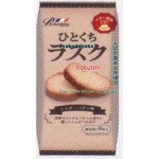 おやつカンパニー9枚ひとくちラスクシュガーバター(9枚)×20個