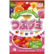 駄菓子春日井85GJつぶグミ(0)×6個