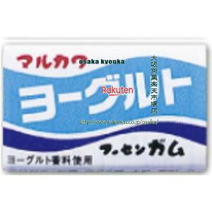 大阪京菓 ZRx駄菓子 丸川1個ヨーグルトガム×55個 +税 【駄xima】【メール便送料無料】