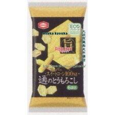 亀田製菓70G通のとうもろこし(70G)×12個