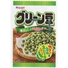 春日井製菓89GSグリーン豆(89G)×24個