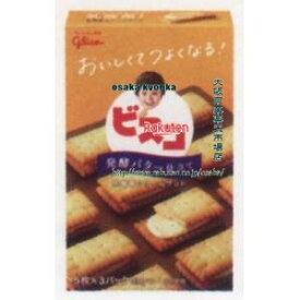 大阪京菓 ZRxグリコ 15枚 ビスコ発酵バター仕立て×120個 +税 【x】【送料無料(沖縄は別途送料)】