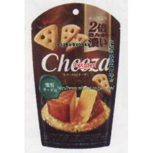 大阪京菓 ZRxグリコ 40G 生チーズのチーザ燻製チーズ味×320個 +税 【xr】【送料無料(沖縄は別途送料)】