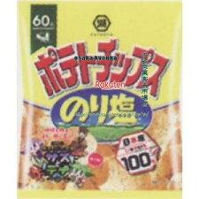 コイケヤ60Gポテトチップスのり塩(60G)×12個