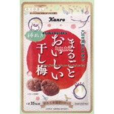 カンロ19Gまるごとおいしい干し梅(19G)×6個