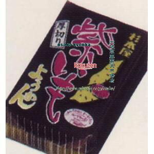 大阪京菓 ZRx杉本屋製菓 150G 厚切りようかん紫いも×40個 +税 【xw】【送料無料(沖縄は別途送料)】