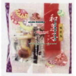 大阪京菓 ZRx戸田屋 80G味めぐり和菓子ミックス×24個 +税 【xw】【送料無料(沖縄は別途送料)】