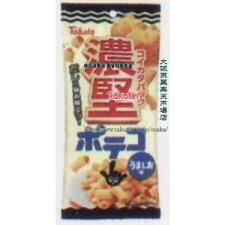 東ハト45G濃堅パックポテコうましお味(45G)×48個