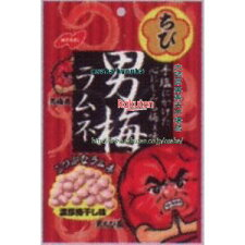 ノーベル製菓15Gちび男梅ラムネ(15G)×72袋