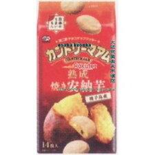 不二家14枚カントリーマアム熟成焼き安納芋(14枚)×20個