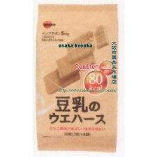 ブルボン16枚豆乳のウェハース(16枚)×24個