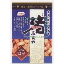 ベフコ栗山米菓100G渚あられしお(100G)×12個