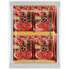 ぼんち190G海鮮揚煎えび揚げせん10袋詰(190G)×8個