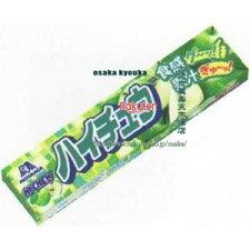 森永製菓12粒ハイチュウグリーンアップル(12粒)×12個