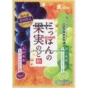 大阪京菓 ZRxライオン菓子 72Gにっぽんの果実のど飴ナガノパープルとシャインマスカ×18個 +税 【x】【送料無料(…