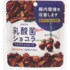 ロッテ40G乳酸菌ショコラボール(40G)×60個