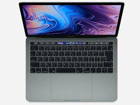 新品未開封 アップル APPLE MacBook Pro Retinaディスプレイ 1400/13.3 MUHP2J/A [スペースグレイ] 256GB 第8世代1.4GHz 4コア 人気