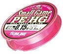 【メール便発送OK!】サンライン(SUNLINE)ソルティメイト・スモールゲーム PE-HG 0.5号(8lb)-150m