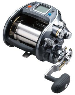 "Alpha ""A-Tec"" Polaris POLARIS iv1000GM electric reel"