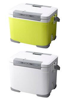 (禧玛诺) 禧玛诺 Vixel 和 170 光 LF-017 H 冷却器框纯白色 / 地幔黄色