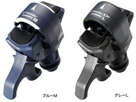 シマノ(Shimano) V-HOLDER ブイホルダー ゲキハヤサポート ブルー/グレー SS/S/M/L ロッドホルダー 竿受