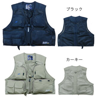 Excellent Excel (X ' SELL) comfortable and breathable! For mesh best NF-3700 Black Black M/L/LL fishing (fishing) best disaster help we are. * Shipping is not possible.