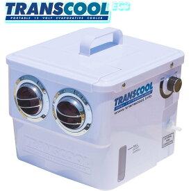 車中泊用 ポータブル クーラー トランスクール EC3 12V/24V共通 携帯クーラー キャンピングカー コイズミ 車載 水冷式