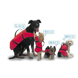 ライフジャケット 犬 ペット用 救命胴衣 フローティングベスト L ラブラドールサイズ ペットセイバー ドッグフロートベスト