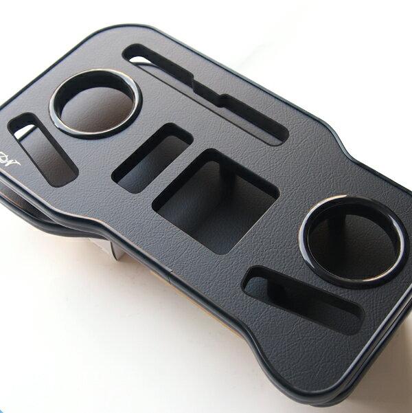 フロントカップホルダー黒 紙パックホルダー 200系ハイエース ワイド 1,2,3,4型 スマホ ドリンクホルダー