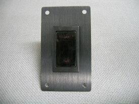 LEDタッチスイッチ シングル スイッチパネル キャンピングカー用品 カーパーツ パーツ 電装 内装 インテリア カーク産業 【送料込み】