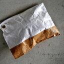 [タイベック]メンズライクなおしゃれクラッチバッグ。 軽量 耐水 買い物 お出かけ 鞄 かばん コンパクト iPad タブレ…