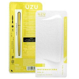 フローフシ UZU モテマスカラ #8(ナチュラルボリューム)【MOTE MASCARA/UZU BY FLOWFUSHI】【マスカラ】【メール便送料無料】(6043381)